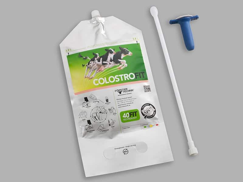 ColostroKIT pour colostrum à les veaux