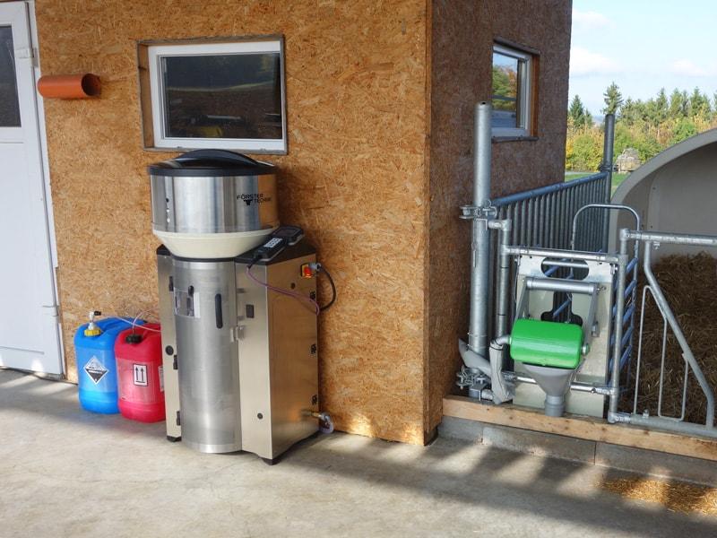 Distributeur automatique - l'étable des veaux