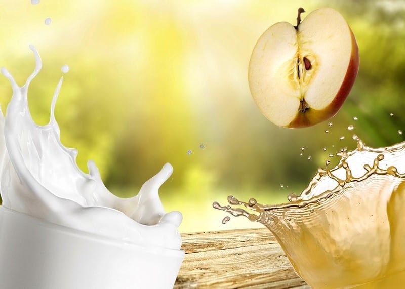 pasteurisation du lait y jus