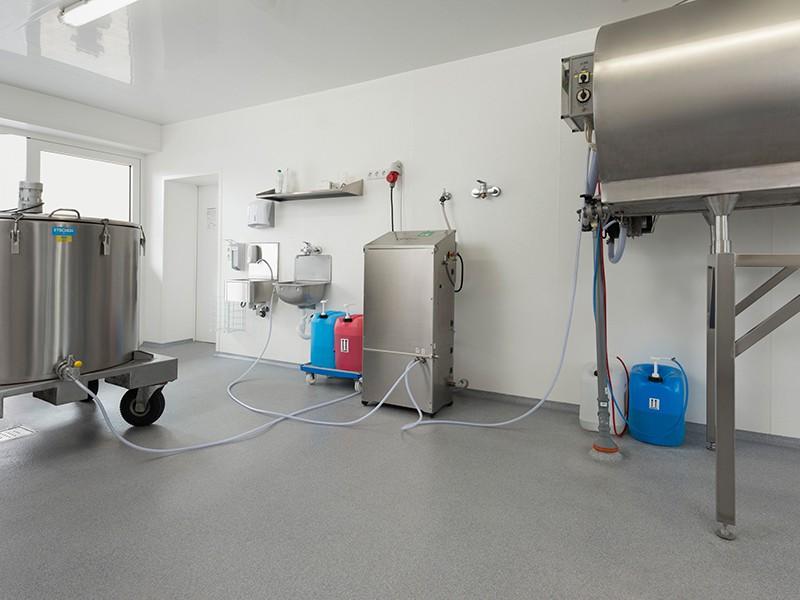 KompaktPasteur - Pasteuriser du lait